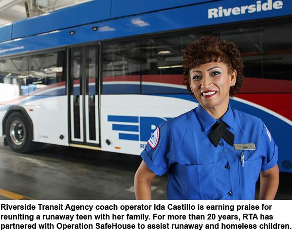 Operator Hero - California Transit Association